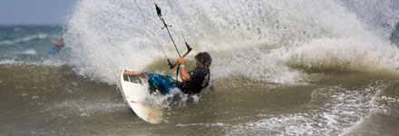 Kiteboarding Progression