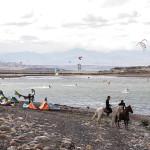 Kiteboarding In Argentina