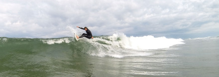 Surfing In Cape Hatteras, NC | April 2013