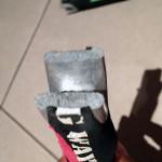 Broken Control Bar