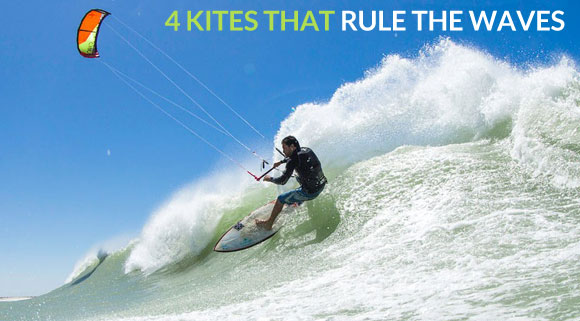 4 Kites that Rule the Waves