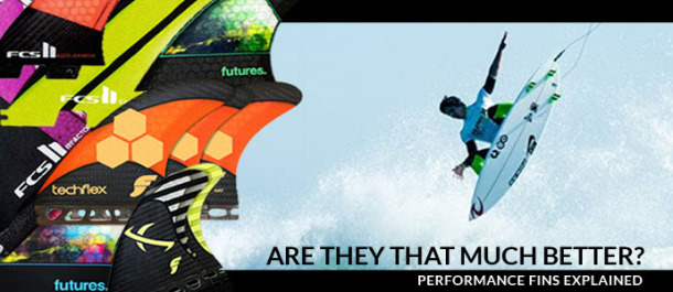 performance fins explained
