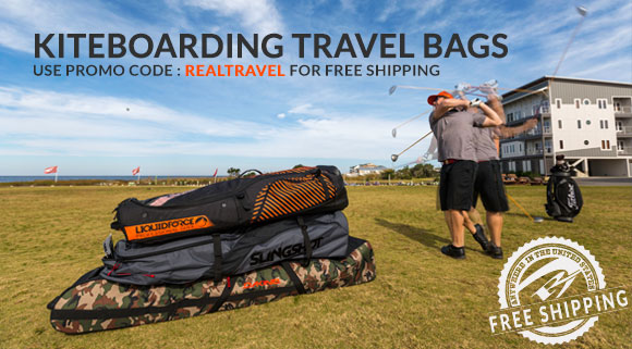 Kiteboarding Golf Bags