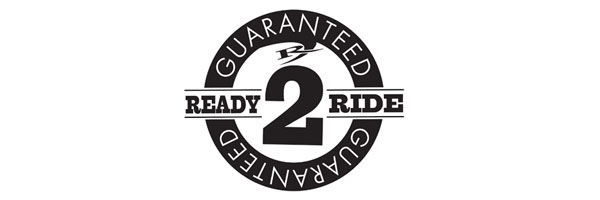 REAL Guaranteed Ready 2 Ride
