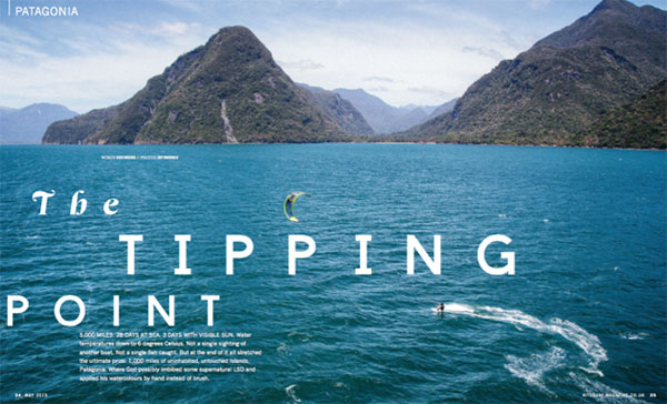 Patagonia The Tipping Point