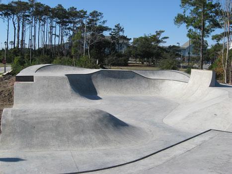 Outer Banks Skateparks