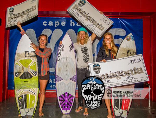 2015 Cape Hatteras Wave Classic