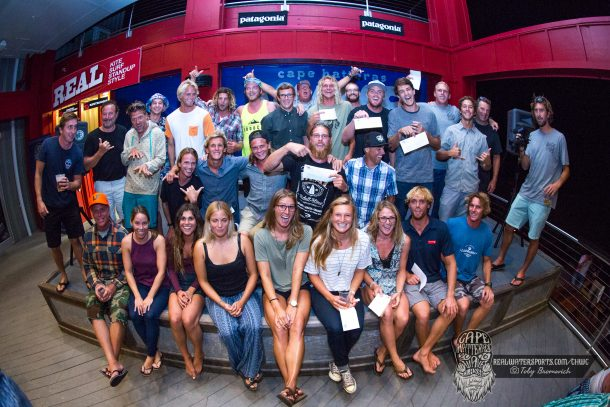 Cape Hatteras Wave Classic presented by Patagonia Competitors