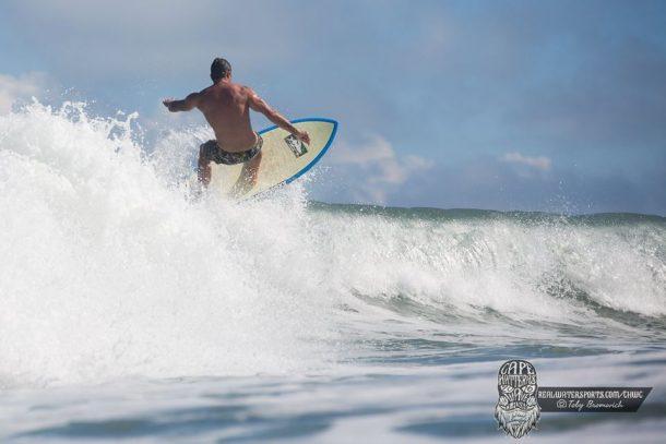 Jason Slezak Floating over the closeout