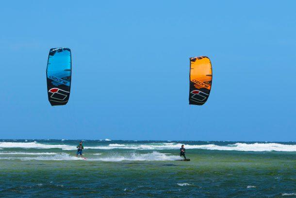 The Enduro V1 is Ozone's do everything kite.