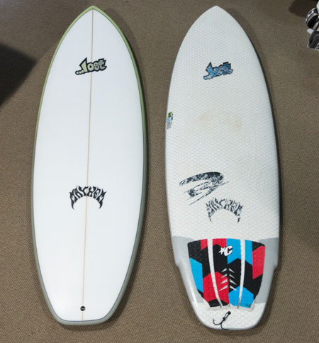 Lost Lib Tech Puddle Jumper Surfboard — REAL Watersports 5c66dd366d