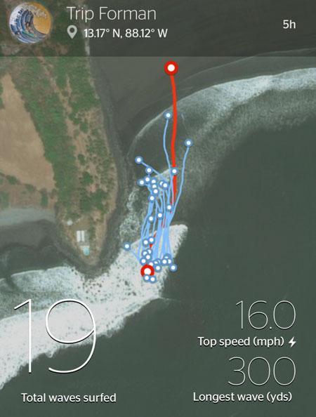 Rip Curl GPS Surf Watch