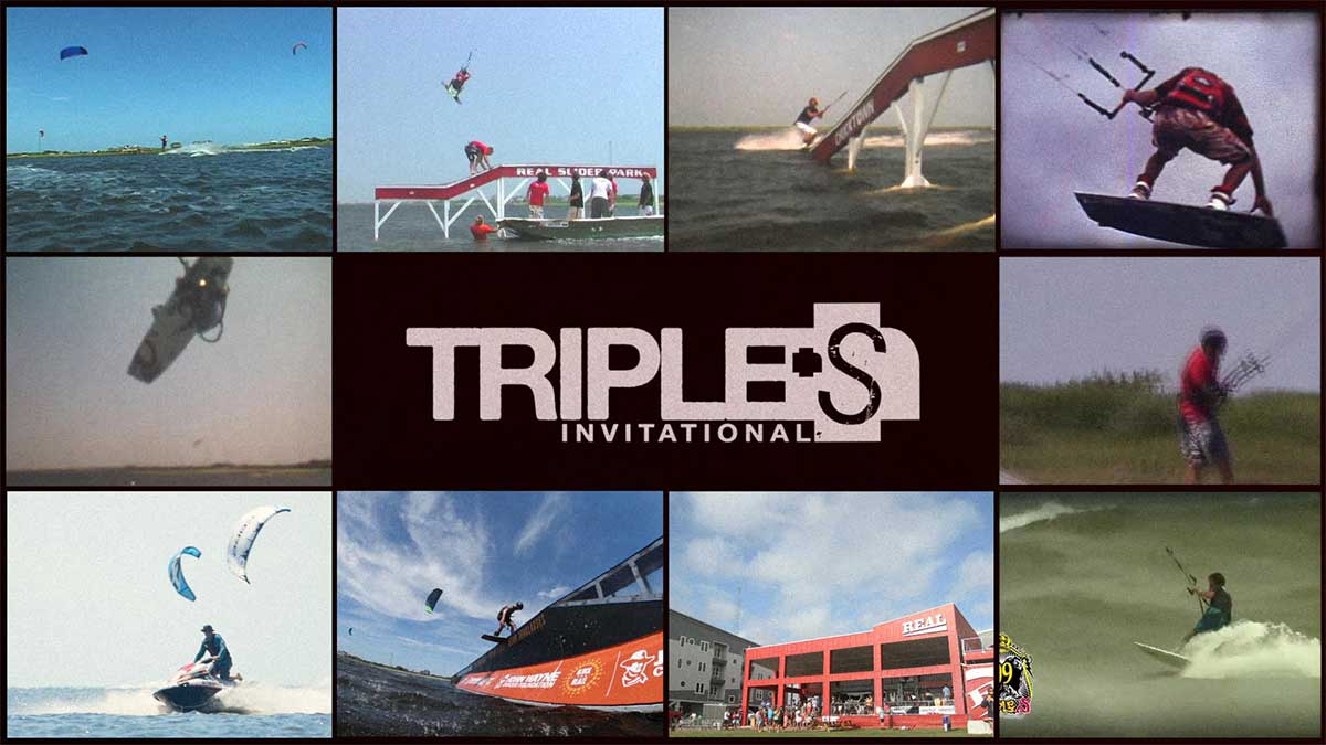 WIND VOYAGER TRIPLE-S INVITATIONAL News